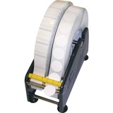 """Tatco Mailing Seal Roll - 1"""" Diameter - 5000 / Roll - Circle - 1"""" Core - Clear - 5000 / Roll TCO36000"""