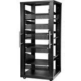 "Peerless-AV 30U AV Component Rack System Compatible with most standard 19"" rack accessories"