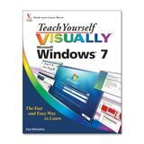 Wiley Teach Yourself Visually Windows 7 Ref Book Software Printed Book