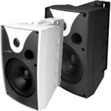 Speco SP6AWXTW 50 W RMS - 100 W PMPO Speaker - 2-way - 2 Pack - White