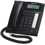 Panasonic KX-TS880-B Standard Phone - Corded - Speakerphone PANKXTS880B