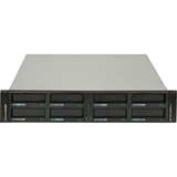 Tandberg Data QuikStation 8900-RDX NAS Array - RDX Technology - 8 x HDD Supported - 12 TB Supported HDD Capacity