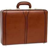 "MCK80484 - McKleinUSA Leather 4.5"" Expandable Attache Brie..."