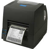 Citizen CL-S621 Direct Thermal/Thermal Transfer Printer - Monochrome - Desktop - Label Print