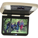 Audiovox AVXMTG10U Movies2Go 10-Inch Flipdown LED Overhead Monitor & DVD Player