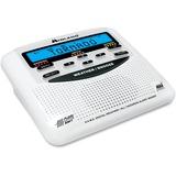 Midland WR120 Desktop Weather Alert Radio - with Weather Disaster, NOAA All Hazard, Biological Hazar MROWR120B
