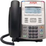 Avaya 1120E IP Phone - Cable - Desktop, Wall Mountable - Graphite, Metallic Silver