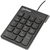 Manhattan Numeric Keypad
