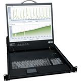 Tripp Lite NetCommander Rackmount LCD