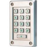 Paxton Access Vandal Resistant Metal Keypad