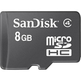 SanDisk SDSDQM-008G-B35SA 8 GB microSD High Capacity (microSDHC)