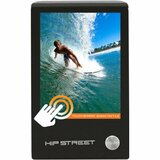 Hipstreet HS-2805 16 GB Black Flash Portable Media Player