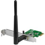Asus PCE-N10 IEEE 802.11n - Wi-Fi Adapter for Desktop Computer