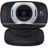 Logitech C615 Webcam - USB 2.0 - 1 Pack(s)