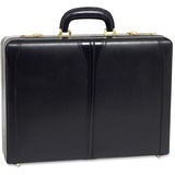 "MCK80485 - McKleinUSA Leather 4.5"" Expandable Attache Brie..."