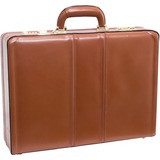 "MCK80464 - McKleinUSA Leather 4.5"" Expandable Attache Brie..."