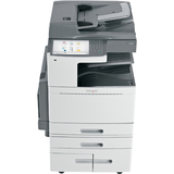Lexmark X950 X954DHE LED Multifunction Printer - Color - Plain Paper Print - Floor Standing