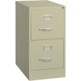 LLR42290 - Lorell Commercial-grade Vertical File - 2-Drawe...