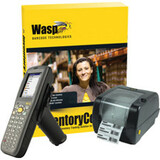 Wasp Inventory Control RF Enterprise+WDT3250 Mobile Computer+WPL305 Barcode Printer