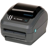 Zebra GK420d Direct Thermal Printer - Monochrome - Desktop - Label Print