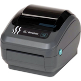 Zebra GX420d Direct Thermal Printer - Monochrome - Desktop - Label Print