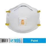 MMM8511PB1A - 3M Particulate Respirator N95