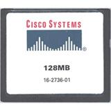 Cisco CompactFlash MEM-C4K-FLD128M - Large