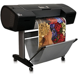 "HP Designjet Z3200PS PostScript Inkjet Large Format Printer - 24"" - Color"