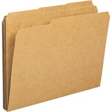 "Sparco Top Tab File Folder - Letter - 8 1/2"" x 11"" Sheet Size - 1/3 Tab Cut - Assorted Position Tab  SPRSP20890"