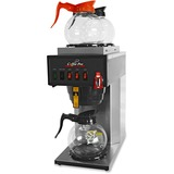 Coffee Pro Brewer - 36 Cup(s) - Stainless Steel - Stainless Steel, Glass CFPCP3AF