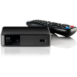 WD TV Live WDBHG70000NBK-HESN Network Audio/Video Player - Wireless LAN - Black