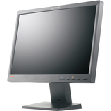 "Lenovo ThinkVision LT1952p 19"" LED LCD Monitor - 16:10 - 5 ms - Adjustable Display Angle - 1440 x 900 - 250 Nit - 1,000:1 - WXGA+ - DVI - VGA - DisplayPort - 26 W - Black - ENERGY STAR, WEEE, RoHS, TCO Certified Edge Displays 1.1, TCO Certified Displays 5.2, EPEAT Gold, MPR II"