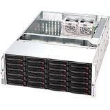 Supermicro SuperChassis SC846 846E26-R1200B Computer Case CSE-846E26-R12HDD-SNX - Large
