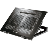 Cooler Master NotePal U Stand - Adjustable Laptop Cooling Stand with 3 USB Ports and 2 Configurable Fans