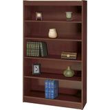 """Safco Square-Edge Bookcase - 36"""" x 12"""" x 60"""" - 5 x Shelf(ves) - 500 lb Load Capacity - Square Edge,  SAF1504MHC"""