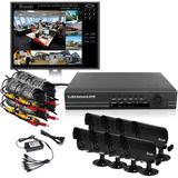 Zmodo PKD-DK0855-500GB Video Surveillance System