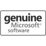 Microsoft Get Genuine Kit - License and Media - 1 PC