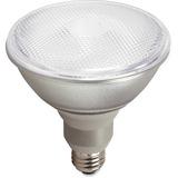 Satco 23-watt CFL PAR38 Compact Floodlight - 23 W - 120 V AC - Spiral - PAR38 Size - White Light Col SDNS7201