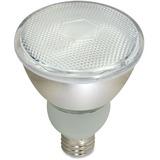 Satco 15-watt CFL PAR30 Reflector Floodlight - 15 W - 120 V AC - Spiral - PAR30 Size - White Light C SDNS7204
