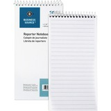 Business Source Coat Pocket-size Reporter Notebook