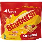 MRS22649 - Starburst Original Fruit Chews Candy Bag - 2 l...