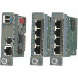 Omnitron iConverter 2422-0-32 T1/E1 Multiplexer