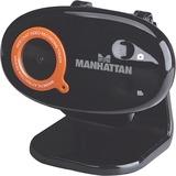 Manhattan 860 Pro Webcam - 1.3 Megapixel - 30 fps - Black - USB 2.0