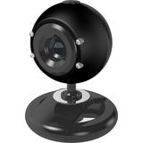 Adesso CyberTrack Q1 Webcam - 1.3 Megapixel - 30 fps - USB 2.0