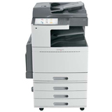 Lexmark X950 X952DTE LED Multifunction Printer - Color - Plain Paper Print - Floor Standing