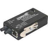 Transition Networks Industrial Mini M/E-ISW-FX-01 Media Converter