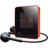 Creative ZEN Style M300 4 GB Red Flash Portable Media Player