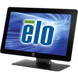 "Elo 2201L 22"" LED LCD Touchscreen Monitor - 16:9 - 5 ms - Surface Acoustic Wave - 1920 x 1080 - Full HD - Adjustable Display Angle - 16.7 Million Colors - 1,000:1 - 250 Nit - Speakers - DVI - USB - VGA - Black"