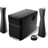 Edifier M Series M3200 2.1 Speaker System - 34 W RMS - Black