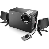 Edifier M Series M1380 2.1 Speaker System - 28 W RMS - Black